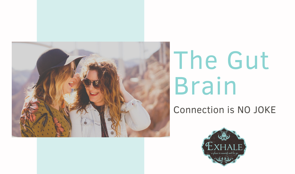 The Gut Brain Connection is NO JOKE