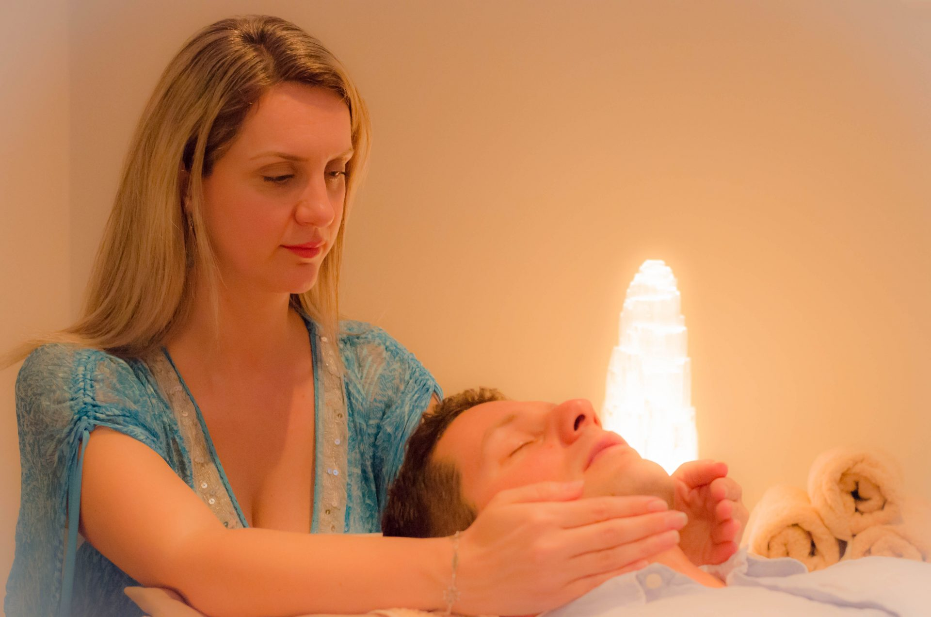 Bliss in Reiki